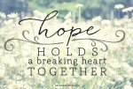 HopeHolds Heart