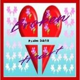 broken heart - Ps 34-18